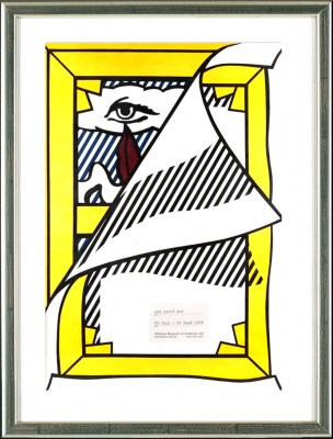 Lichtenstein_Art about Art
