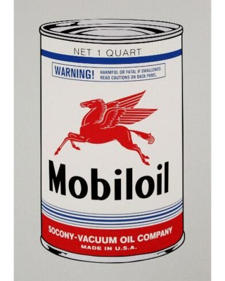Meyer Mobiloil shop